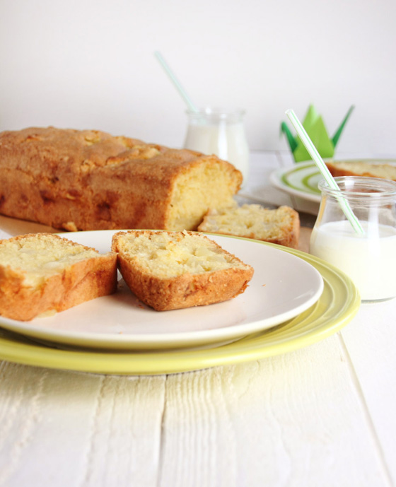 Apple Pound Cake | Snap a Bite