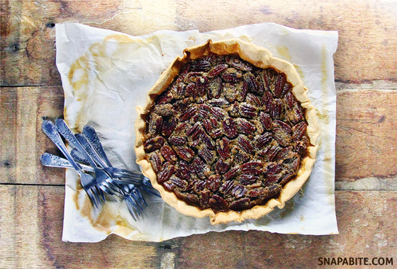 Pecan Pie | Snap a Bite